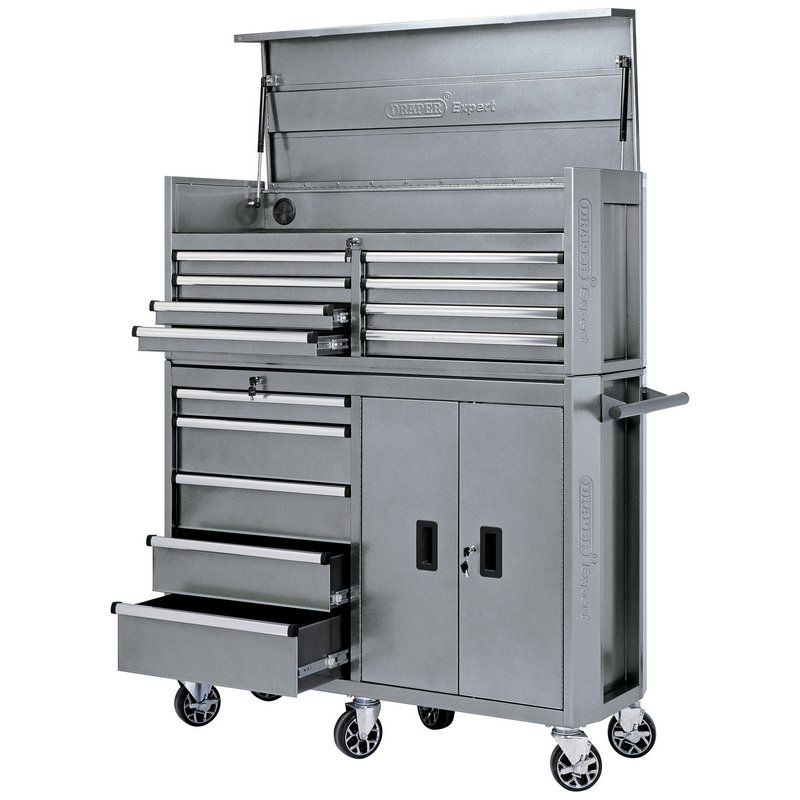 52 Combination Roller Cabinet And Tool Chest 13 Drawer Stock No